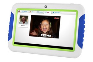 Ematic анонсировала ещё один детский планшет