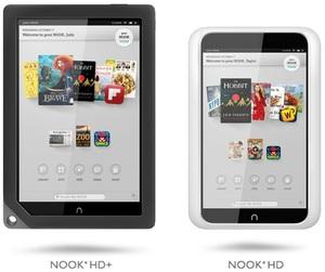 Два новых планшета от Barnes & Noble