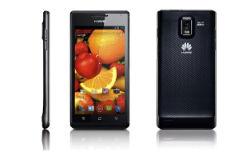 Обзор смартфона Huawei Ascend P1