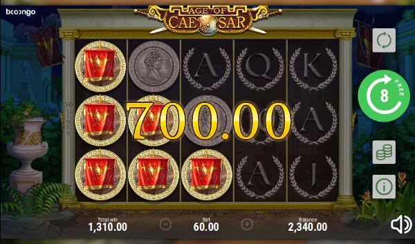 Игровой автомат Age of Caesar - побеждай в казино Джойказино онлайн