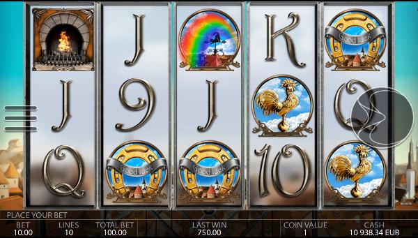 Игровой автомат Chimney Sweep - в казино Эльдорадо побеждай
