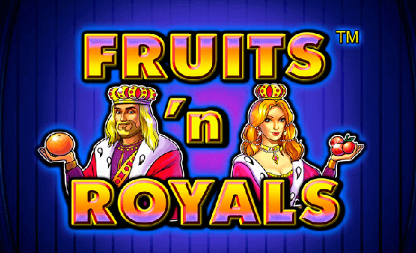 Игровой автомат Fruits and Royals - золотые фрукты королей для игроков казино Вулкан