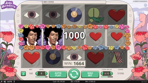 Игровой автомат Jimi Hendrix - в казино Джойказино играть на рубли онлайн