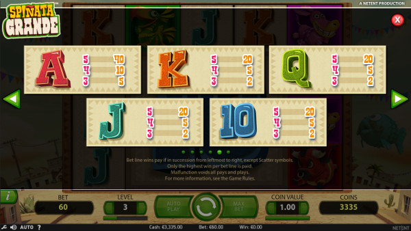 Игровой автомат Spinata Grande - выиграй в игровые слоты 777 казино Вулкан