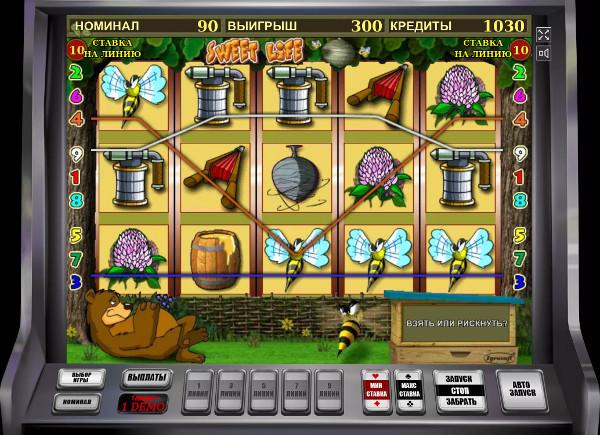 Игровой автомат Sweet Life - выиграй в слоты от Игрософт в Вулкан казино онлайн