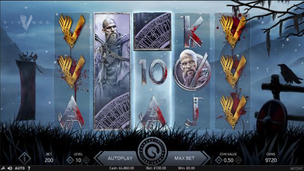 Игровой автомат Vikings - играй бесплатно в новые слоты Вулкан казино
