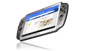 Игровой планшет Archos GamePad поступает в продажу.
