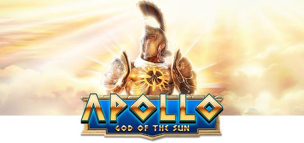 Исторический игровой автомат с большими выплатами Apollo God of the Sun