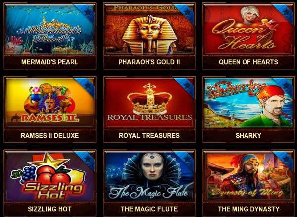 Казино pharaon - в лучшем онлайн клубе