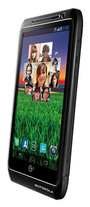 Новый смартфон от Motorola для Китая