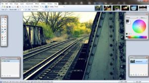 Обзор графического редактора Paint.NET