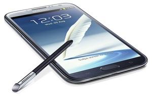 Обзор смартфона Galaxy Note 2