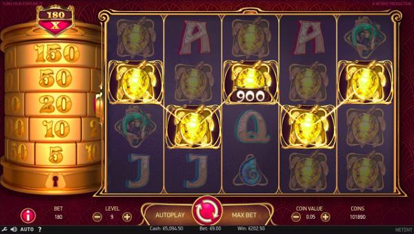 Слот Turn Your Fortune - в казино вулкан онлайн автоматы играть