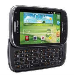 Смартфон Galaxy Stratosphere II от Samsung с QWERTY клавиатурой