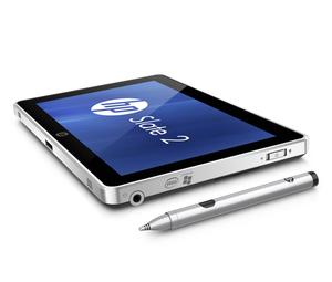 Современный планшет HP Slate 2